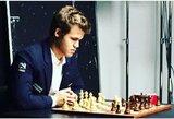 M.Carlsenas surengs brangiausią internetinį šachmatų turnyrą istorijoje