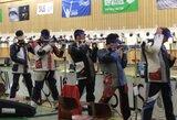 """Savaitgalį Vilniuje įvyko tarptautinės šaudymo sporto varžybos """"Polonia 2014"""""""