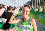 Lietuvos moterų sportinio ėjimo rinktinė – trečia Europoje