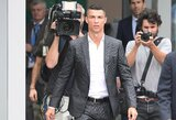 K.Mayorgos advokatas: C.Ronaldo byla bus perkelta į federalinį teismą