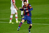 PSG paaukos K.Mbappe dėl L.Messi parašo?