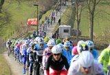Dviračių lenktynėse Belgijoje geriausiai iš lietuvių sekėsi T.Vaitkui