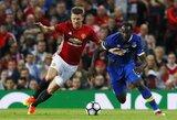 """M.Carrickas pripažįsta: tai gali būti paskutinis jo sezonas """"Man United"""" klube"""