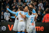 """Marseille"" užtikrintai nugalėjo ""Saint-Etienne"""