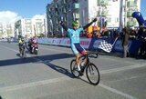 T.Vaitkus pergalingai užbaigė dviračių lenktynes Alžyre