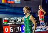Neįtikėtina: D.Domikaitytė Europos žaidynėse nugalėjo olimpinę vicečempionę!