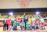 Lietuvos parolimpiečiams – dėmesys per Japonijos krepšinio lygos dvikovą