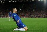 """J.Mourinho: """"E.Hazardas Madride būtų žvaigždė"""""""