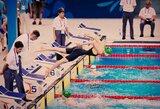Kauno plaukimo mokyklos komandos narės pagerino Lietuvos rekordą (+ kiti rezultatai)
