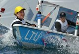 Buriuotoja G.Scheidt Europos čempionate pakilo į 4-ą vietą