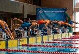 Alytuje Lietuvos plaukikai bandys iškovoti pirmuosius kelialapius į Tokijo olimpiadą