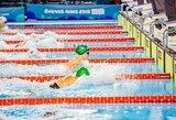 A.Šeleikaitė, K.Teterevkova ir A.Pavlidi pateko į jaunimo olimpiados pusfinalį