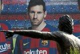 Buvęs L.Messi agentas prasitarė, kur karjerą tęs argentinietis?