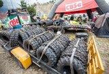 """Mechanikai Dakaro ralyje: """"Poilsio mes čia neturime"""""""
