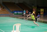 A.Stapušaitytė badmintono turnyro Kuboje pusfinalyje neprilygo favoritei