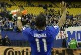 Pamatykite: D.Drogba įspūdingu baudos smūgiu prisidėjo prie pirmos pergalės atkrintamosiose savo klubo istorijoje