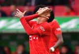 """D.Hammanas suabejojo P.Coutinho nauda """"Bayern"""" ekipoje"""