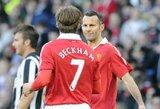 R.Giggsas norėtų, kad jį ir D.Beckhamą pakviestų į Olimpines žaidynes
