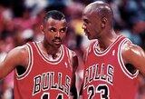 """Buvęs """"Bulls"""" žaidėjas sukritikavo """"The Last Dance"""": """"Žaidėjai po parodytų vaizdų turi teisintis savo šeimoms"""""""