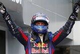 """""""Red Bull"""" ekipa raginama suspenduoti S.Vettelį"""