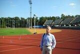 V.Aleknai – Kauno lengvosios atletikos federacijos parama