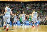 Europos taurėje kovos tik viena Lietuvos komanda