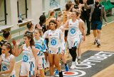 """Pilnai sukompektuotai """"Neptūno"""" moterų komandai keliami dideli tikslai"""