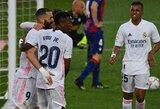 """""""Real"""" užtikrintai susitvarkė su """"La Liga"""" autsaideriais"""