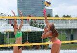 Trys lietuvių poros tęsia kovą dėl EEVZA jaunių čempionato apdovanojimų