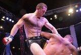 Bomba: Lietuvos MMA viltis Vilniuje kausis su UFC patirties turinčiu brazilu