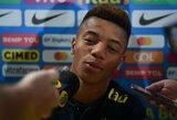 """Richarlisonas vilioja """"Ajax"""" žvaigždę D.Neresą prisijungti prie """"Everton"""""""