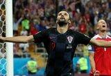 """""""Bleacher Report"""" pasaulio čempionato reitingas: geriausia komanda – Kroatija"""