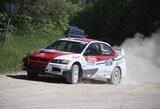"""""""Samsonas Motorsport Rally Utena"""" bandomąjį greičio ruožą laimėjo D.Jocius"""