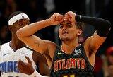 NBA komandoms atsisakius artimiausiu metu atverti treniruočių sales žaidėjams, lyga nustatė naują terminą