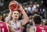 NBA žaidėjai kroatų negelbėjo ir prieš Lenkiją