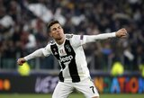 """R.Ferdinandas negailėjo pagyrų C.Ronaldo: """"Jis yra gyvas futbolo dievas"""""""