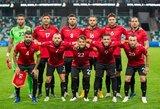 Būsimas Lietuvos varžovas – patyrusio italo sustyguota Albanijos rinktinė