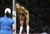 """Apmaudžiau nebūna: """"va bank"""" ėjusi M.Demireva atėmė bronzą iš A.Palšytės"""