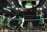 """""""Bucks"""" dramatiškai įveikė """"Celtics"""" komandą"""