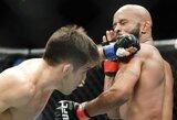 """""""UFC 227"""" algos: daugiausiai uždirbo pralaimėjęs D.Johnsonas"""