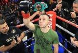 WBC reitinge – E.Kavaliausko šuolis į viršų