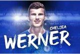 """Oficialu: """"Chelsea"""" paklojo 50 mln. eurų už naują puolėją"""