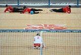 Lietuvos vyrų golbolo rinktinė liko per žingsnį nuo Londono parolimpinių žaidynių medalių