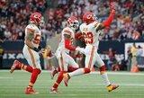 Svajonė tolsta: NFL klubas atleido T.Kierą