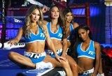 Prieš A.Joshua ir A.Ruizo antrąją kovą atsisakyta ringo merginų