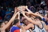 Skelbiami Europos krepšinio čempionato spėlionės nugalėtojai!