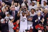 """Raptors"" – pirmą kartą NBA superfinale"