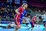 """""""Motor"""" neklumpa SEHA lygoje, be M.Urbono likusi """"Spartak"""" pasitraukė iš EHF taurės"""