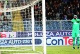 """Grubi vartininko klaida nulėmė """"AC Milan"""" nesėkmę prieš """"Sampdoria"""""""