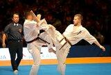 Lietuviams – trys Europos pilno kontakto karatė čempionų titulai